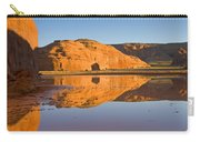 Desert Pools Carry-all Pouch by Mike  Dawson
