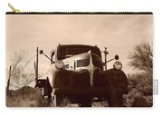 Desert Rat Flatbed Carry-all Pouch