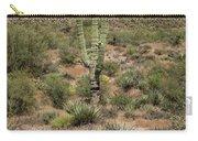 Desert Renewel Carry-all Pouch