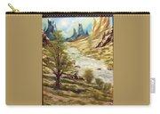 Desert River Carry-all Pouch