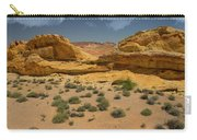 Desert Sandstone Cliffs Valley Of Fire Carry-all Pouch