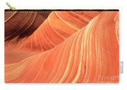 Desert Sandstone Waves Carry-all Pouch