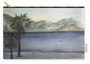 Desert Sea Carry-all Pouch