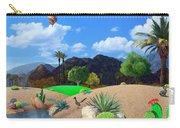 Desert Splendor Carry-all Pouch