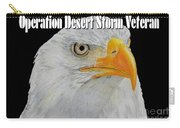 Desert Storm Eagle Carry-all Pouch