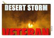 Desert Storm Vet Phone Case Work Carry-all Pouch