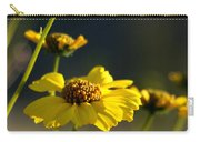 Desert Sunflower Carry-all Pouch