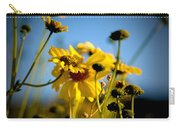 Desert Sunflower Variations Carry-all Pouch