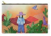 Desert Sunrise By Mary Ellen Palmeri Carry-all Pouch
