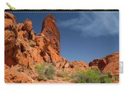 Desert Tower Valley Of Fire Carry-all Pouch