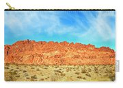 Desert Valley Of Fire Carry-all Pouch