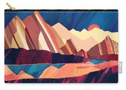 Desert Valley Carry-all Pouch