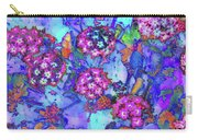 Desert Vibe Bloom Carry-all Pouch