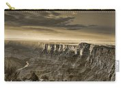 Desert View - Anselized Carry-all Pouch