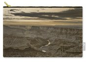 Desert View II - Anselized Carry-all Pouch