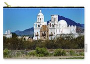 Desert View - San Xavier Mission - Tucson Arizona Carry-all Pouch