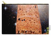 Desert View Tower, Starry Night, Grand Canyon Carry-all Pouch
