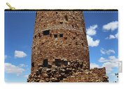 Desert View Watchtower At Grand Canyon Carry-all Pouch