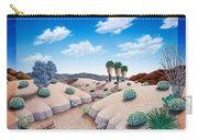 Desert Vista 2 Carry-all Pouch by Snake Jagger