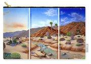 Desert Vista Carry-all Pouch