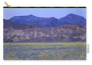 Desert Wildflowers, Death Valley Carry-all Pouch