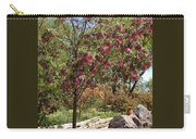Desert Willow Tree Carry-all Pouch