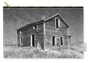 Deserted Home On The Range Carry-all Pouch