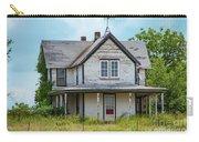 Deserted Oklahoma Farmhouse Carry-all Pouch