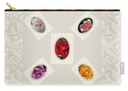 Designer Roses Carry-all Pouch