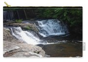 Desoto Falls In Alabama Carry-all Pouch