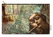 Destination Paris Carry-all Pouch