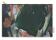 Destinations Abstract Portrait Carry-all Pouch