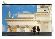Detail Of Helsinki Cathedral Carry-all Pouch