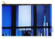 Detail Of Modern Johannes Schreiter Window Mainz 2 Carry-all Pouch