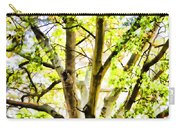Detailed Tree Branches 2 Carry-all Pouch