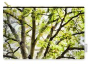 Detailed Tree Branches 3 Carry-all Pouch
