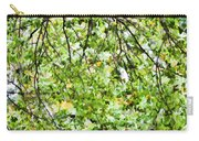 Detailed Tree Branches 4 Carry-all Pouch