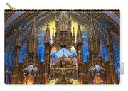 Details Notre Dame Montreal Carry-all Pouch