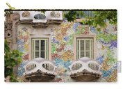 Details Of Casa Batllo In Barcelona 2, Spain Carry-all Pouch