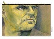 Determination / Portrait Carry-all Pouch