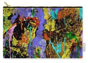 Detour Abstract Art Carry-all Pouch