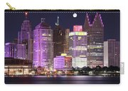 Detroit Full Moon Carry-all Pouch