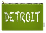 Detroit Carry-all Pouch