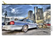Detroit Police Carry-all Pouch