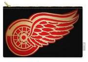 Detroit Red Wings - Scrolled Carry-all Pouch
