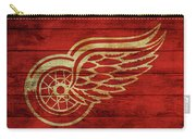 Detroit Redwings Barn Door Carry-all Pouch