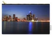 Detroit Skyline 1 Carry-all Pouch