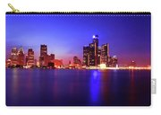Detroit Skyline 3 Carry-all Pouch