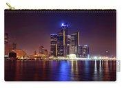 Detroit Skyline 4 Carry-all Pouch