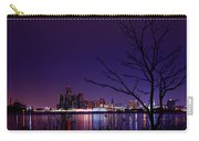 Detroit Skyline Carry-all Pouch